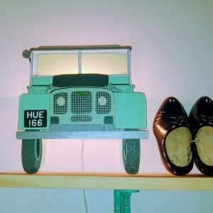 Land Rover gadgets