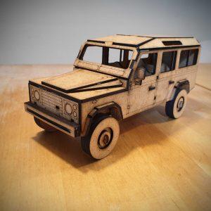 Land Rover Defender 110 bouwpakket