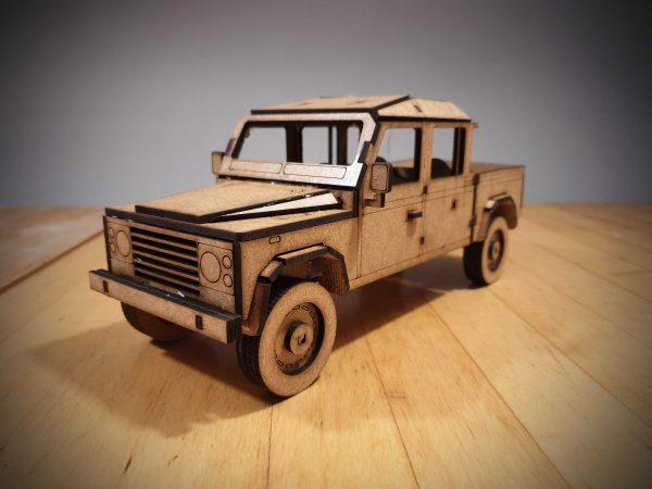 Land Rover Defender 130 bouwpakket